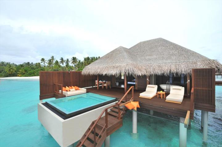 Ayada ocean villa, maldives