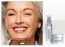 beauty advert anti aging