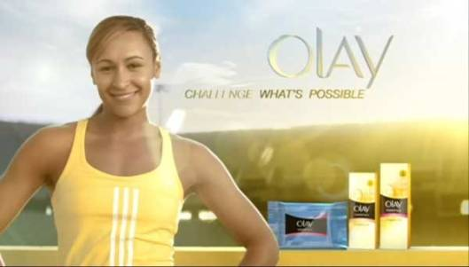 Jessica Ennis Olay Advert
