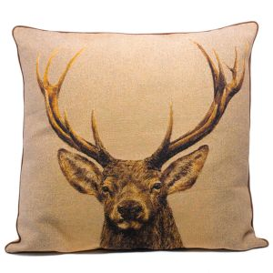 Pedlar stag cushion