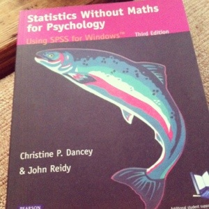 Statistics without maths book
