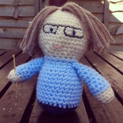 Crochet Amigurumi Mini Georgia