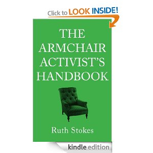 Armchair activist book
